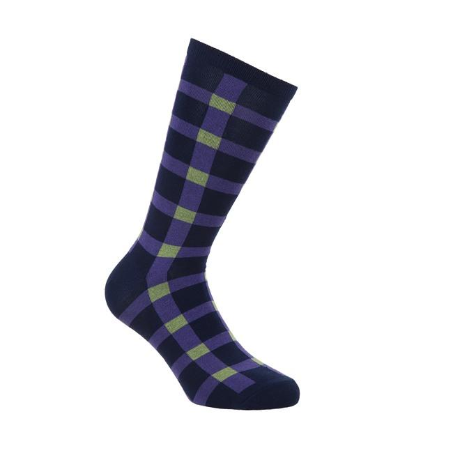 Calzini uomo fantasia scozzese